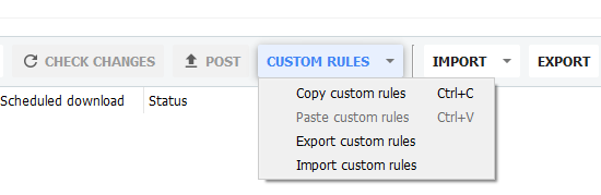 adwords editor new design